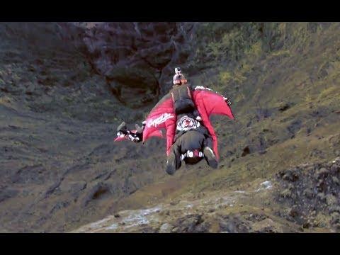 Volcanic Réunion Island Wingsuit Jump   The Perfect Flight, Ep. 4