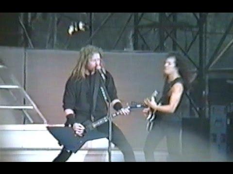 Metallica - Hasselt, Belgium [1991.08.30] Full Concert
