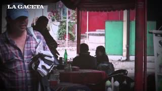 Los ambulantes encontraron su lugar en el mercado de la ex terminal