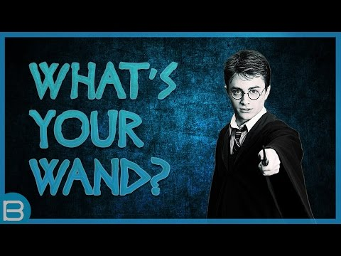 Which Harry Potter Wand Would You Have?