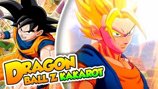 ¡LOCUROTE! - #26 - Dragon Ball Z Kakarot (PS4 Pro) DSimphony