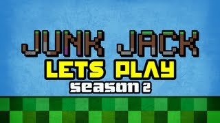 Junk Jack Let's Play Season 2 | Episode:2 Jeweler's Bench And Furniture