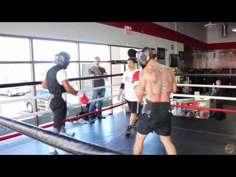 New Zab Super Judah Sparring Session Exclusive Footage Preparing for next Fight??? Part 1