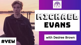 Self Publishing & Time Management | Michael Evans | The Young Eager Writers Podcast