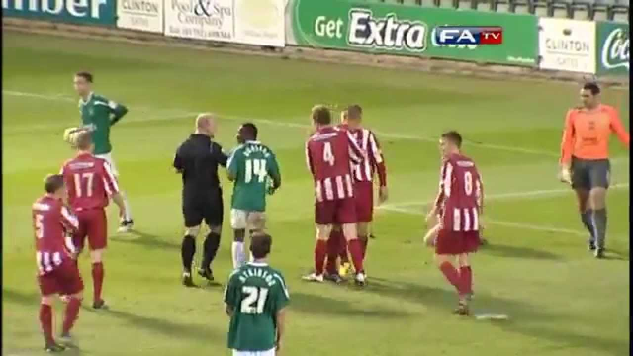 Download Plymouth 3-3 Stourbridge  | The FA Cup 1st Round 12/11/11