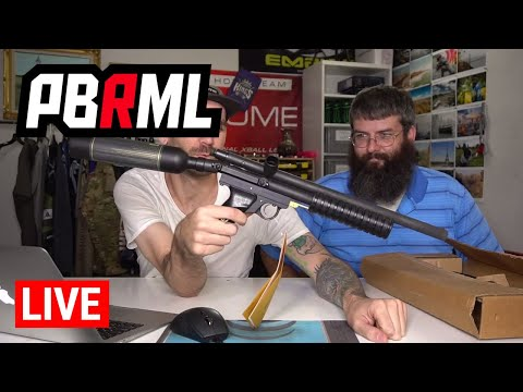 LIVE Old School Paintball Guns with Jake From NorCal