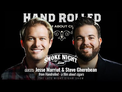 """Smoke Night LIVE featuring the makers of """"Handrolled"""""""