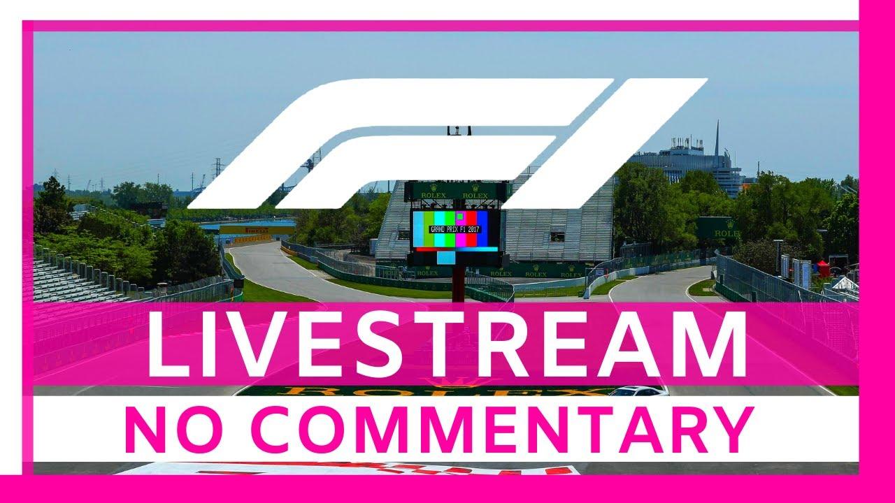 Livestream F1