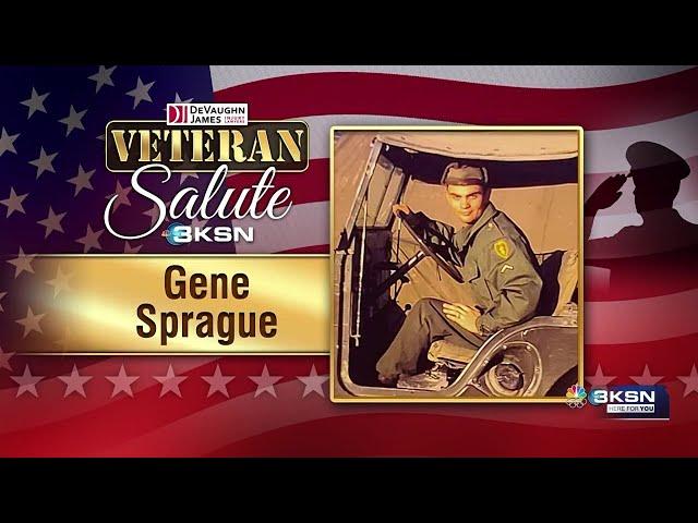 Veteran Salute: Gene Sprague