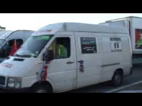 Vivapalestina Aid Convoy for Gaza