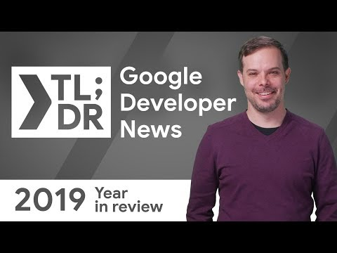 2019 Year in Review - The Developer Show