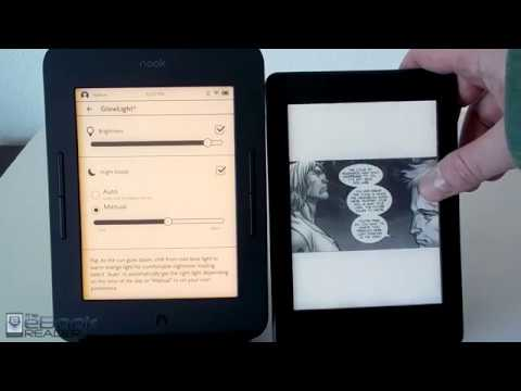 Nook vs  Kindle: Which Ebook Reader Is Best for You?