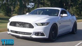 The Most Sleeper Mustang Ever - The Xxxhp Mustang Gt