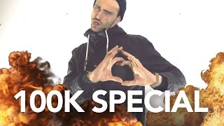 100K Special Song aus Garagensounds - Heimwerkerking Fynn Kliemannn