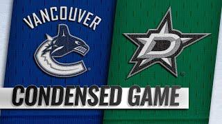 03/17/19 Condensed Game: Canucks @ Stars