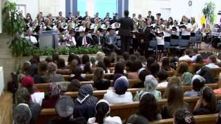 Cor Biserica Sfanta Treime Bistrita Cantata