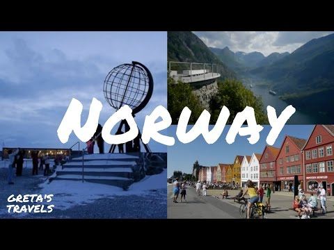 NORWAY IN SUMMER: Cruising the fjords with Hurtigruten