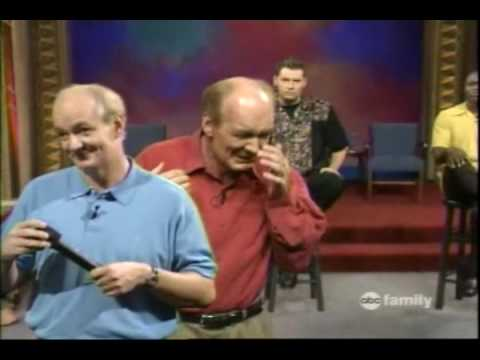 VERY Favorite Whose Line Moments - Colin Newsflash