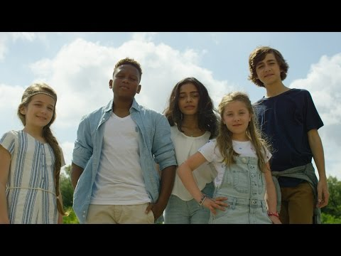 KIDS UNITED - L'Oiseau Et l'Enfant (Clip officiel)