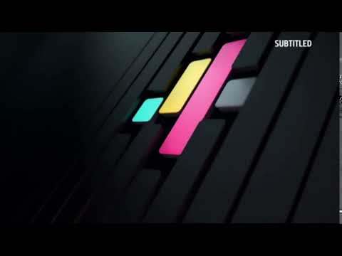 4Music  2017 Graphics Refresh  Ident