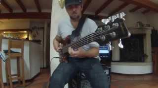 Funky Bumpkin bass cover - Koinonia