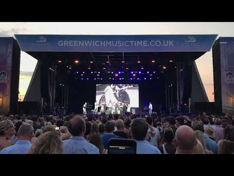 Nile Rodgers - Greenwich Music Time 2018