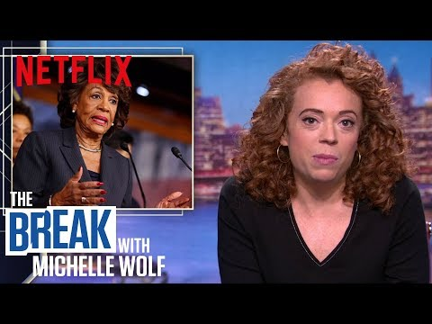The Break with Michelle Wolf  Mind Your Manners  Netflix
