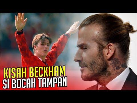 KISAH DAVID BECKHAM : Si Bocah Tampan Yang Menjadi Bintang Sepak Bola