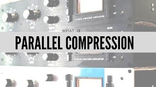 EDM Production 009 - What is Parallel Compression
