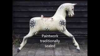 Antique Rocking Horse Restoration