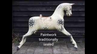 Antique Rocking Horse Restoration