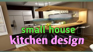 Ofw Simple House/kitchen Design/philippine Small House.