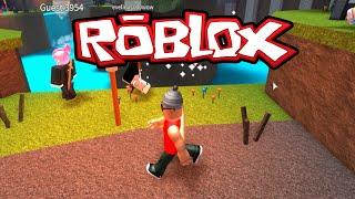 Roblox - A Corrida da Morte ( Deathrun Spring Run )