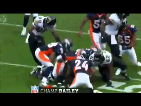Champ Bailey G.O.A.T  Highlights