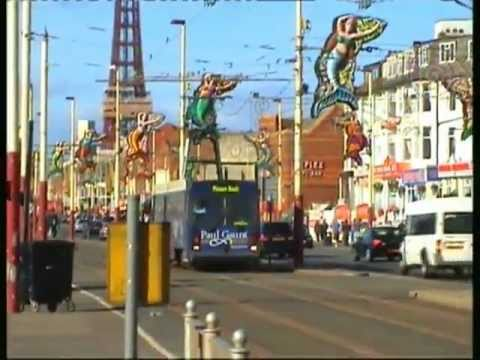 Series 4 Episode 134 - Blackpool Seafront and Tramway