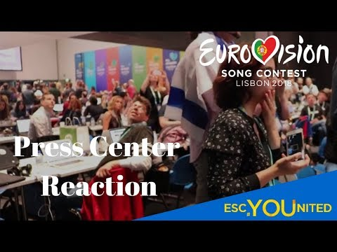 Eurovision Song Contest 2018 - Grand Final - Press Center Conference