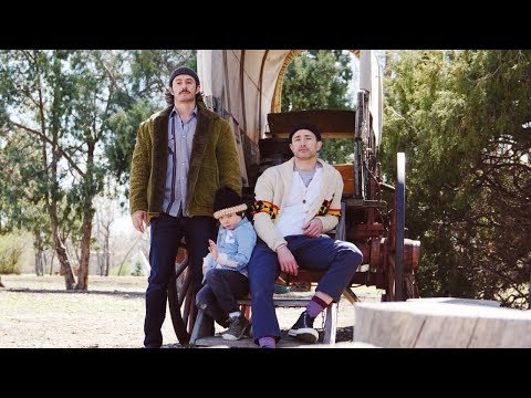 Gay Dads In The Wild West | MATT AND BLUE