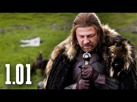 GAME OF THRONES: Winter Is Coming / Analyse & Besprechung / Staffel 1 Episode 1