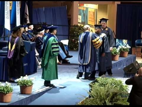 College of Business & Economics, May Commencement, 2014: West Virginia University