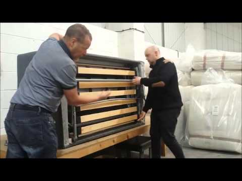 where to get rid of a sleeper sofa crate and barrel margot platinum how easily remove bed mechanism by sofabedgallery com