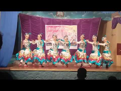 Group Dance First Prize UP Thrissur Revnue District 2017