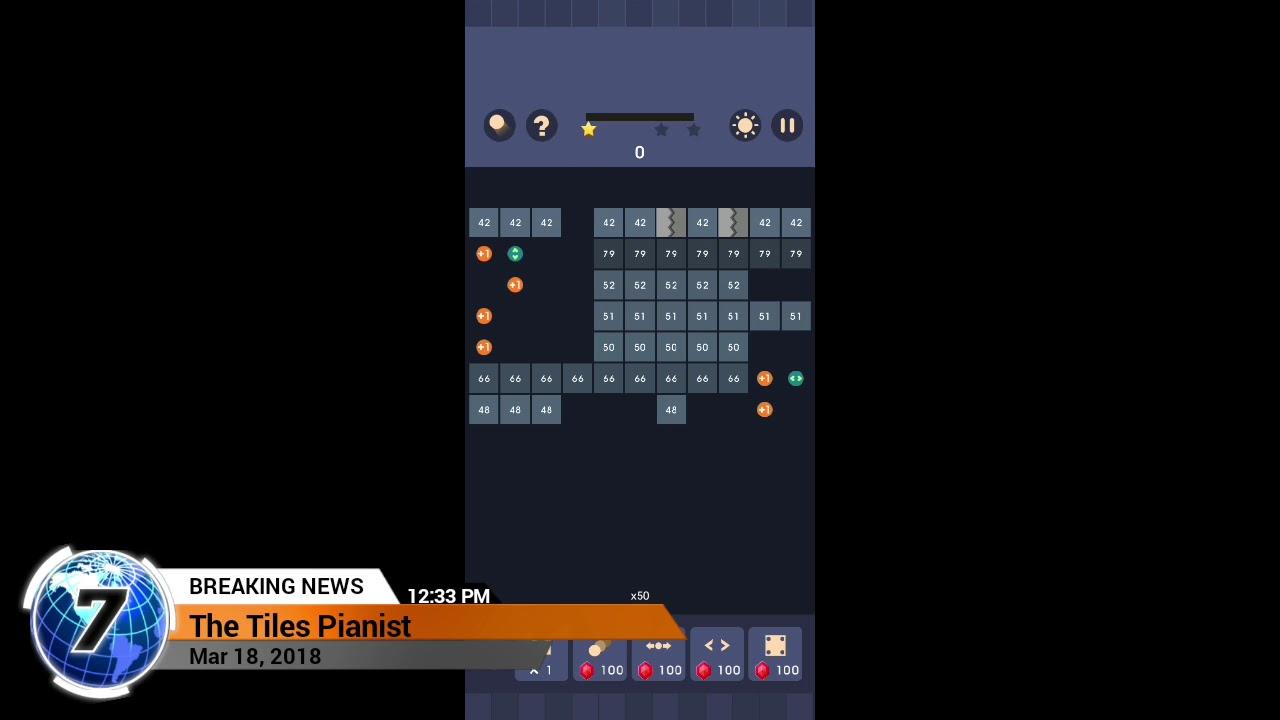 Bricks n balls - Level 100