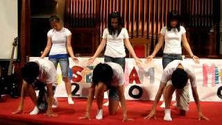 Who Am I Body Worship at Gospel Jam 2010