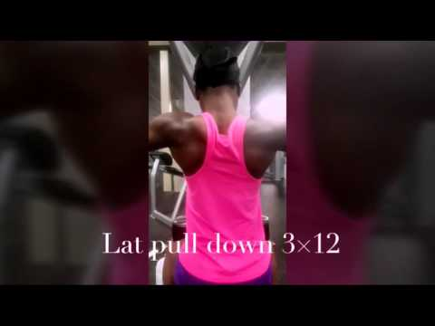 Figure Prep 2016 Exercises to Project 46 Beautiful (It hurts)