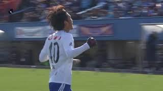 2018年3月17日(土)に行われた明治安田生命J2リーグ 第4節 横浜FCvs...