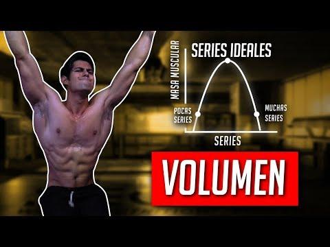 ¿Cuántas Series Tienes Que Hacer Para Ganar Músculo? / VOLUMEN