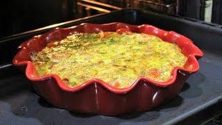 Tortilla al horno, mas facil de lo que imaginas. ¡Compruébalo!