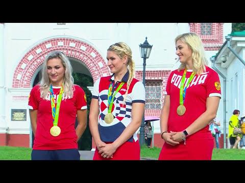 Разрыв передних крестообразных связок и через 5 месяцев золото Олимпиады