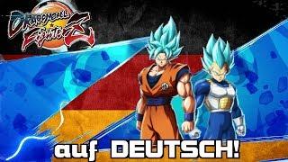 Dragon Ball FighterZ Trailer DEUTSCH
