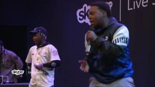 Zay & Zayion - Juju On That Beat (LIVE 95.5)